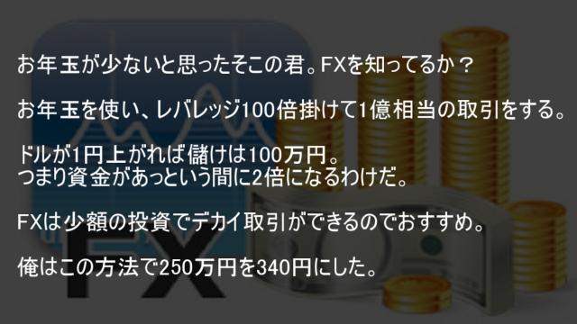 FX レバレッジ