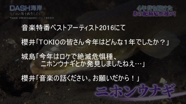 TOKIO絶滅危惧種ニホンウナギ発見